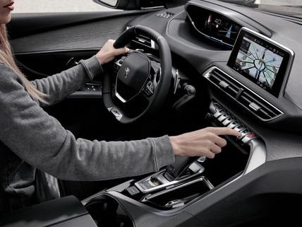 Sensory pleasure - Peugeot 3008