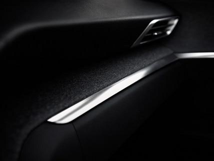 Sensory pleasure - Materials - Peugeot 3008