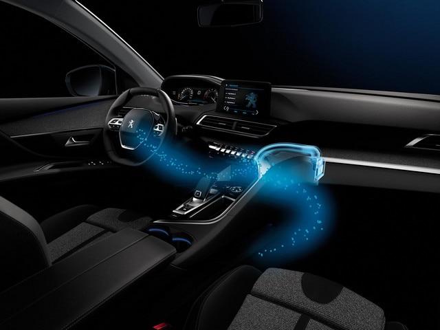 Sensory pleasure - i-Cockpit Amplify - Peugeot 3008